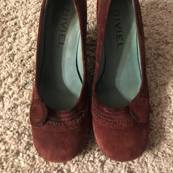 biviel Shoes - Biviel Wedge Heels shoes Size 10